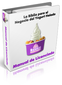 Biblia para el negocio del Yogurt Helado Soft - Frozen Yogurt Soft Ice