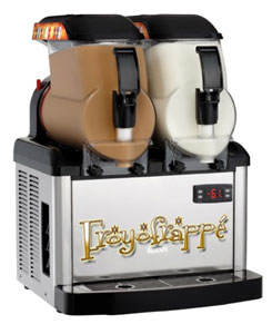 frappe machine commercial