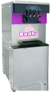 Badhu Sundae & Mixin