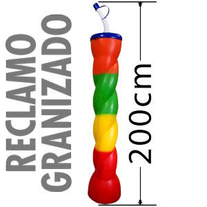 RECLAMO GRANIZADO