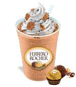 Batido de Ferrero Rocher